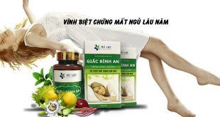 Giấc Bình An giải pháp trị căng thẳng và mất ngủ