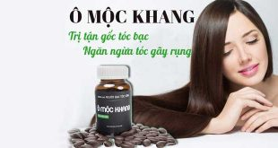 Ô Mộc Khang giải pháp duy trì tuổi xuân cho mái tóc từ thảo dược