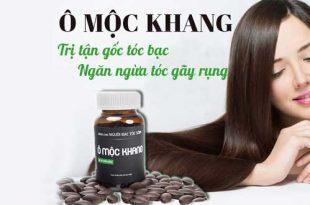 Ô Mộc Khang duy trì tuổi xuân cho mái tóc từ thảo dược