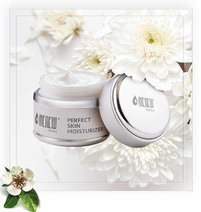 Perfect skin moisturizer