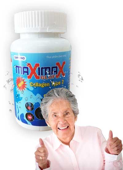 Sụn vi cá mập Maximax