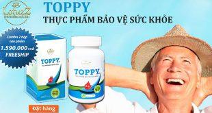 Thuốc Toppy hỗ trợ điều trị bệnh tiểu đường hiệu quả