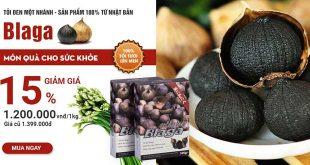 Tỏi đen 1 nhánh Blaga an toàn và hiệu quả cho người bệnh tiểu đường