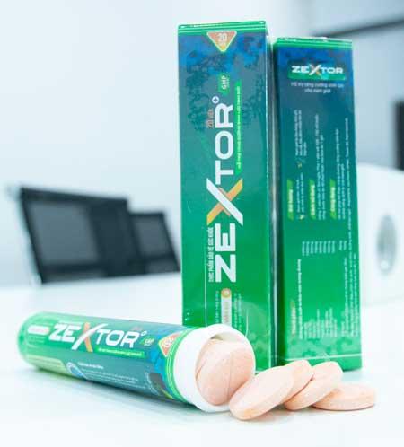 Viên sủi Zextor