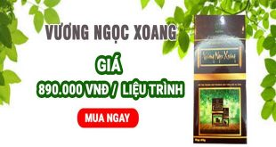 Vương Ngọc Xoang điều trị viêm xoang hiệu quả