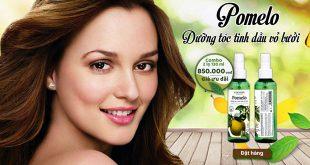 Xịt dưỡng tóc tinh dầu vỏ bưởi Pomelo cocoon